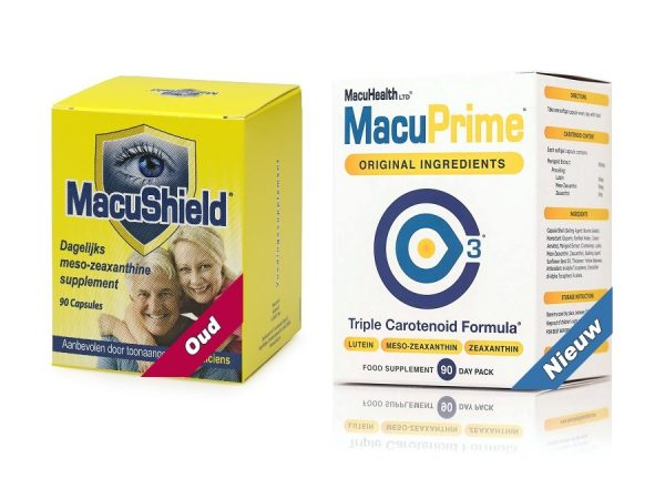MacuShield - MacuPrime O-N