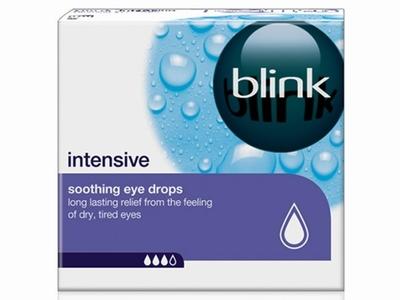 Blink intensive tears ampullen 20 x 0,4 ml.