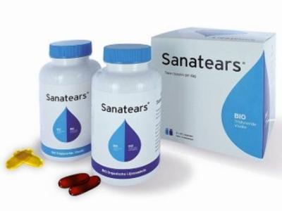 Sanatears 2x 90 capsules