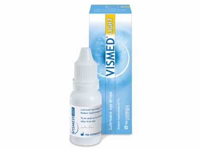 Vismed Light oogdruppels 15 ml. 0.1%