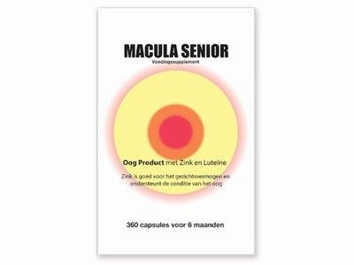 Macula Senior 360 capsules voordeelpak