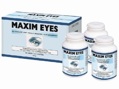 Maxim'Eyes 180 capsules