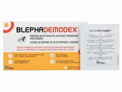 BlephaDemodex 30 kompressen