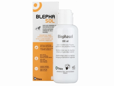 Blephasol 100 ml.