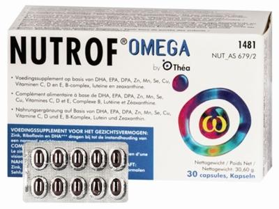 Nutrof Omega 60 capsules
