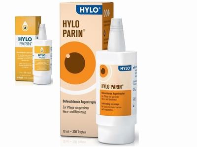 HYLO-PARIN oogdruppels 10 ml.