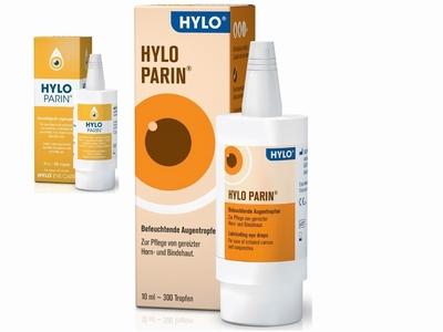 HYLO-PARIN oogdruppels 10 ml.