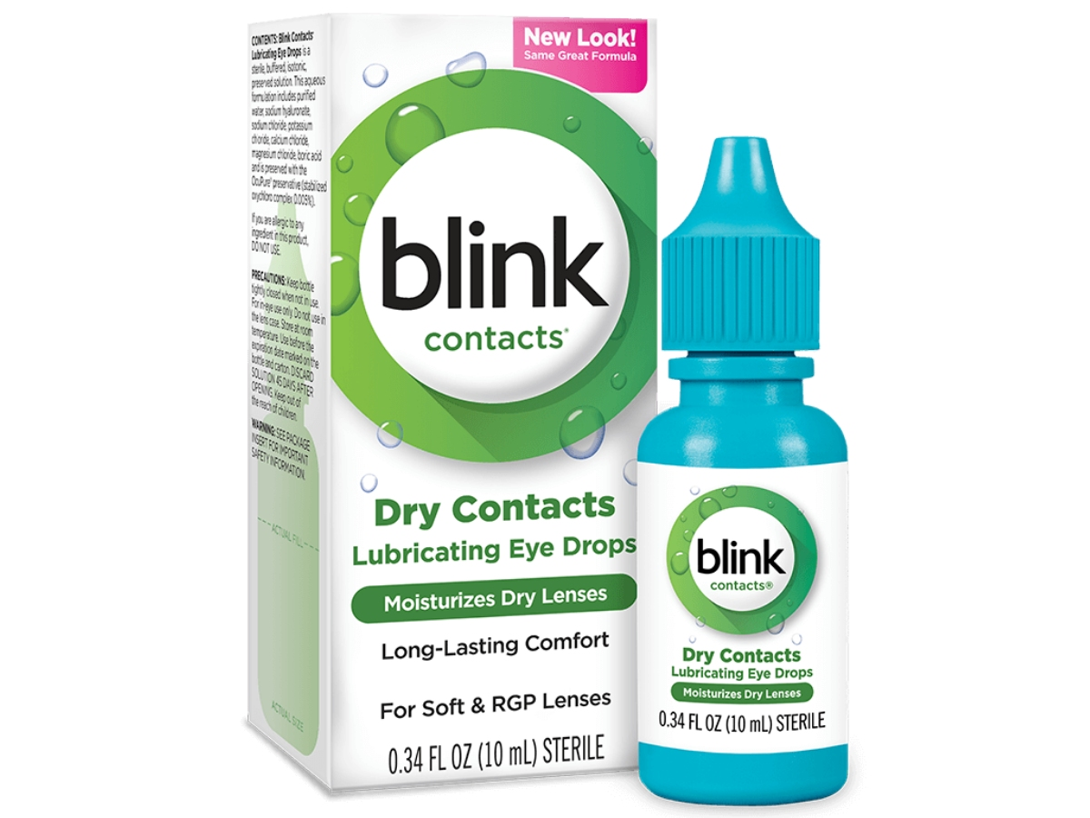 Blink Contacts 10 ml