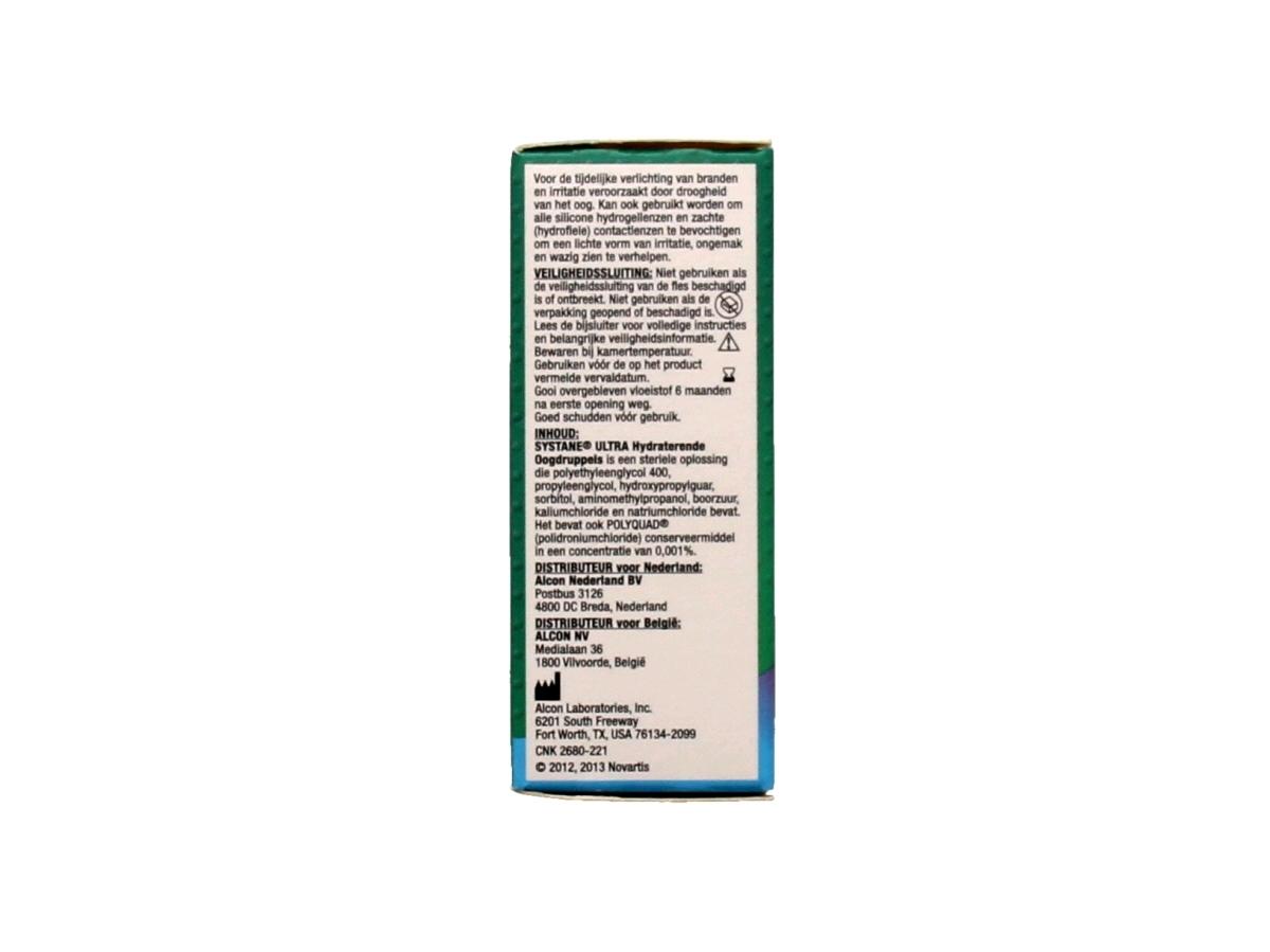 Similasan Rode Ogen oogdruppels 10 ml.