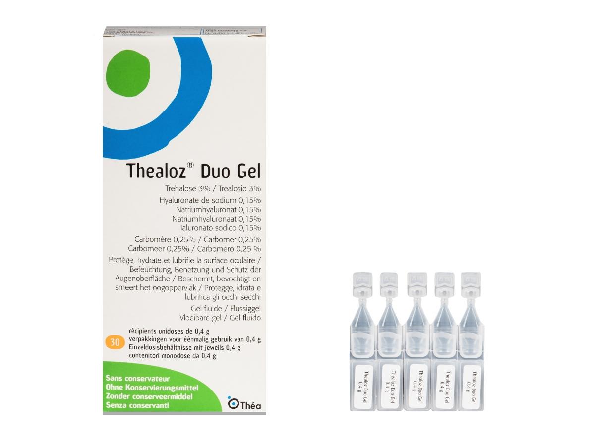 Thealoz Duo Gel 30x0,4g