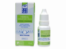 EYESEE Herbal Comfort Plus (3) Euphrasia-Hyaluronaat 15 ml.