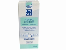 EYESEE Herbal Chamomilla (1) 15 ml.