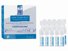 EYESEE Hyaluronate 0,2 % 20 x 0,4 ml. ampullen