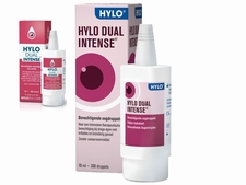 HYLO-DUAL INTENSE® oogdruppels 10 ml.